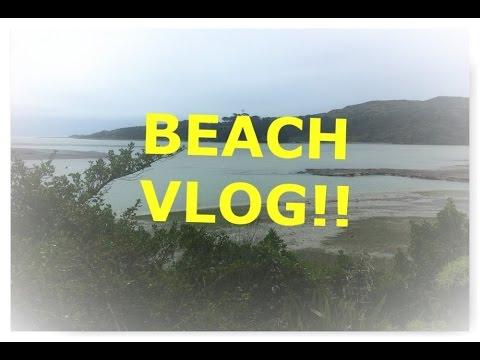 Beach Vlog!!! W/ Sarah and Nahid