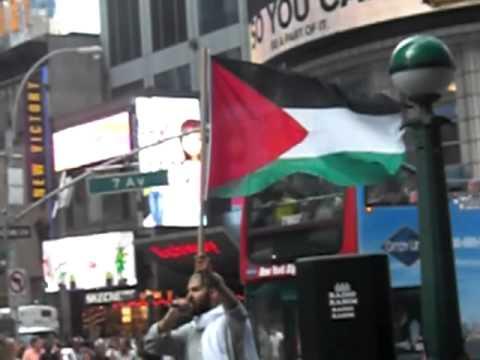 Quds Day Hate Rally: Cyrus McGoldrick