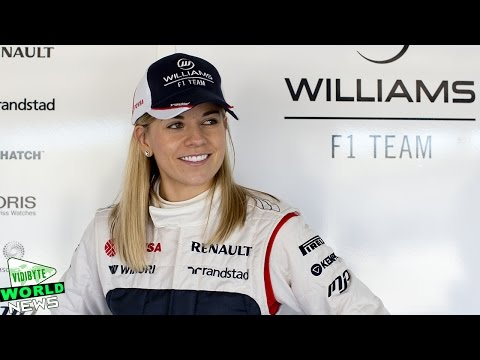 Susie Wolff Feels a Long Way From Race Seat
