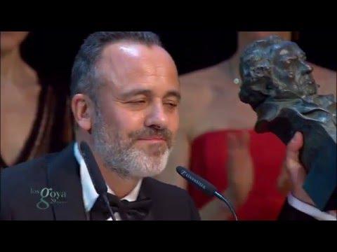 Javier Gutiérrez, Goya 2015 a Mejor Actor por La isla mínima