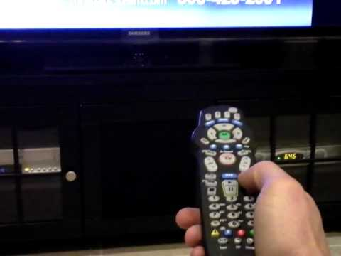 How to Program Universal Verizon & AT&T Cable Remote Review