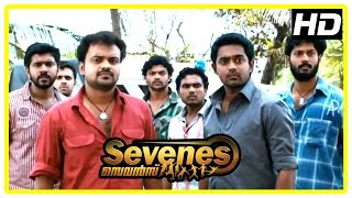 Sevenes - Malayalam Movie   Sevenes Malayalam Movie   Sevenes Arrested by Nadiya   1080P HD
