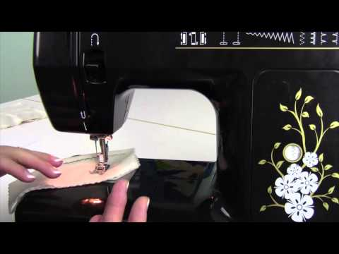 Bernette Seville 21 Mending Stitch