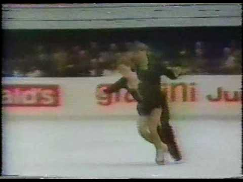Underhill & Martini (CAN) - 1983 World Figure Skating Championships, Pairs' Long Program