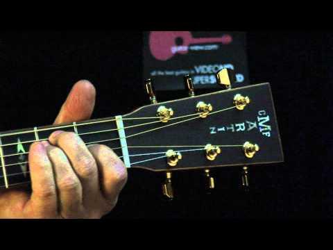 Guitar-View.com Taylor 810 BCE vs. Martin DCPA1