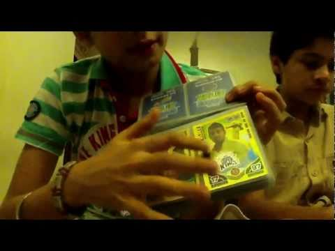 Cricket Attax Cards Gold Cricket Attax Cards All The