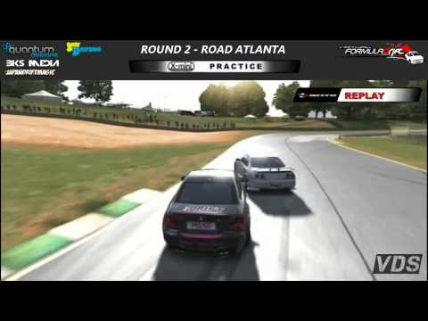 Virtual Formula Drift - Round 2 - Road Atlanta - Top 32 Top Bracket finals