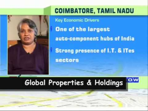 Coimbatore Properties Realestate Market Analysis by NDTV ( The Property Guide )