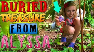 Find Something Hidden by Alyssa!