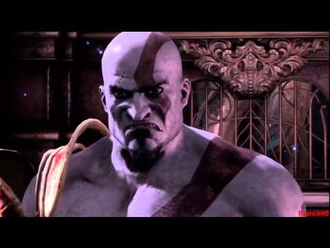 God of War 3 - Kratos VS Zeus (Father Son Epic Showdow 1) [HD]