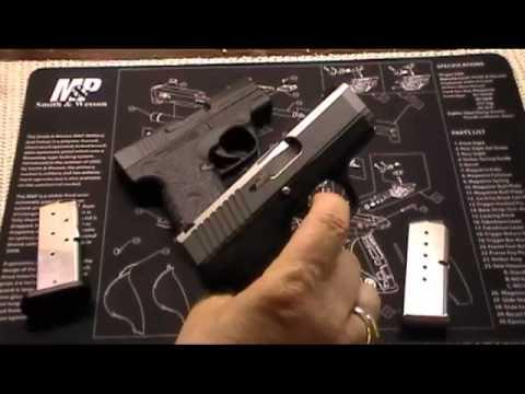 Review Beretta Nano versus Kahr CM9