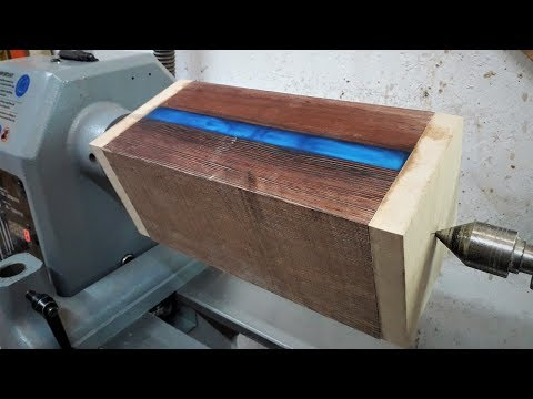 Download Woodturning - A Waterfall Vase !! Mp4 baru