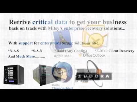 Hard Disk Recovery -  Mitsy  Data Recovery Experts
