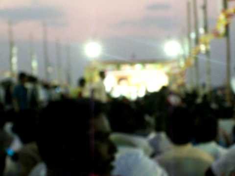 Thalaivar(karthik) Speech In Sivakasi video