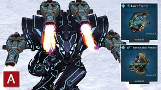 These Modules Make The Spectre Storm DEADLY! / Max Level Spectre Storm Gameplay | War Robots