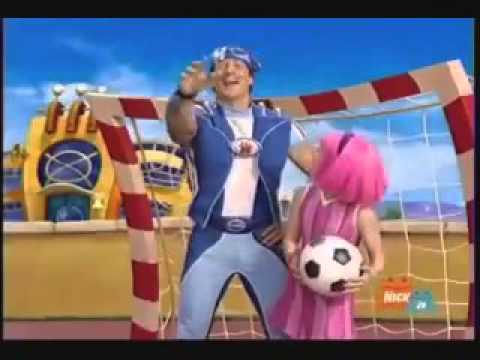 Lazy Town Series 1 Episode 3 Sports Day1   Part2