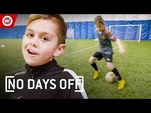 10-Year-Old Soccer SENSATION  Next Lionel Messi?