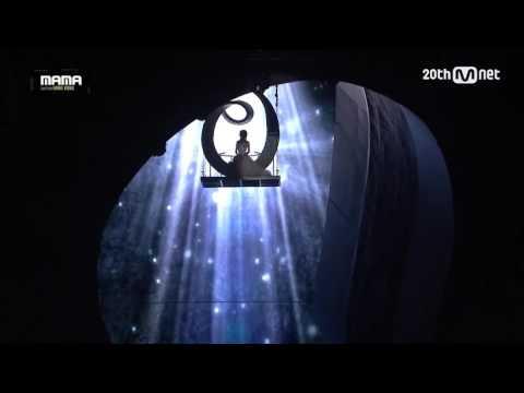 Mnet Asia Music Award 2015 - Cyberhoist TAEYEON
