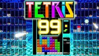 Tetris 99 - The Great Tetris War