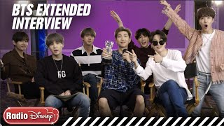 BTS Extended FULL Interview! | Radio Disney