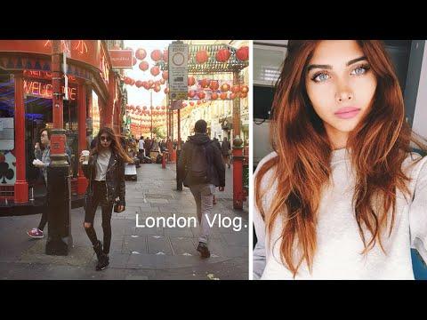 Лондон влог:Любимая еда,странный мужик и магазины