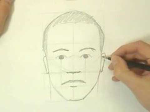 Learn to Draw Portraits - Ep.6A  Measuring