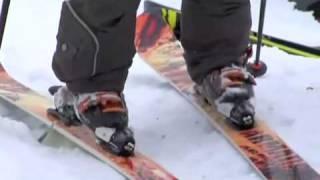 Red Bull LineCatcher 2009   Backcountry spirit Freeride