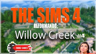 💎The Sims 4 - Desafio:Reformando as Famílias de Willow Creek 💎#4