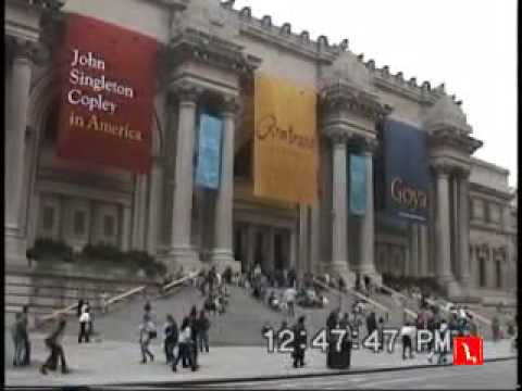 NYC_The Metropolitan Museum of Art New York City