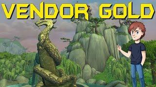 Vendor Gold - WoW Gold Farming