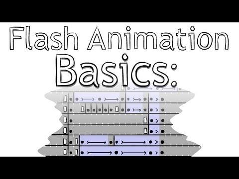 The Basics: Animating in Adobe Flash