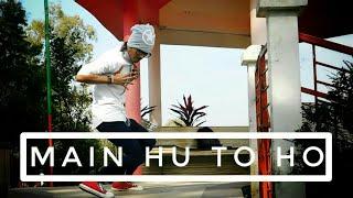 MAIN HU TU HO Video Song | Days Of Tafree- | ARIJIT SINGH-DanceCover-nDro-RedUrbanismZone