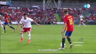 Spain 0:1 Georgia 07.06.2016 (International friendly Match)