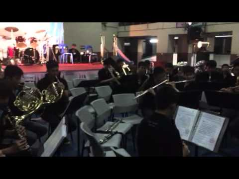 Manhattan Beach:  OSK Band Reunion