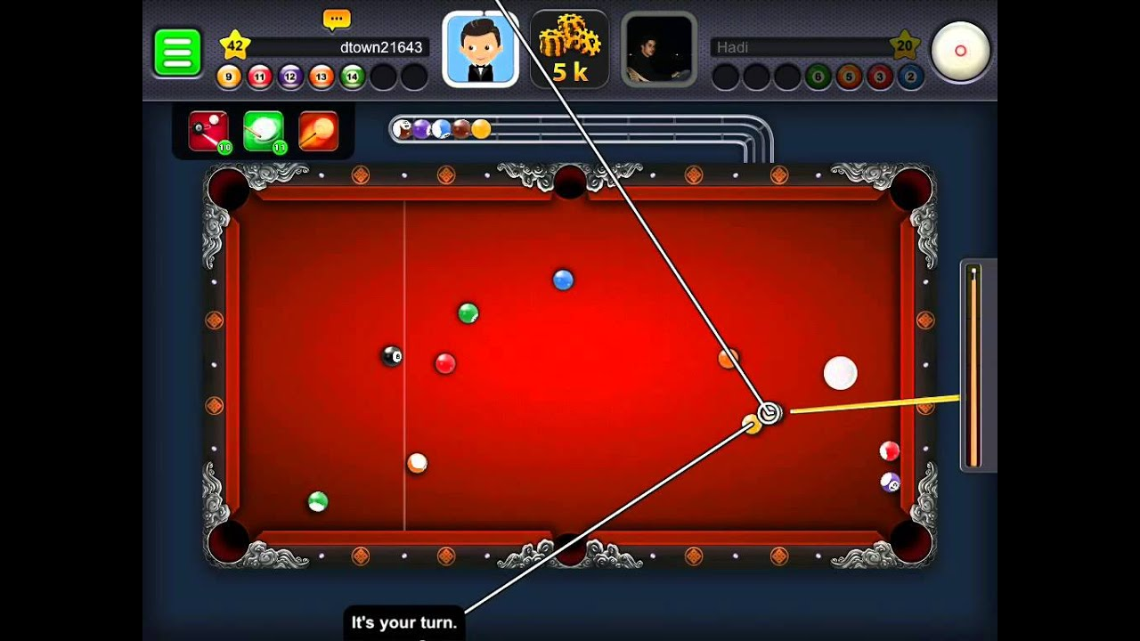 8 ball pool coupons
