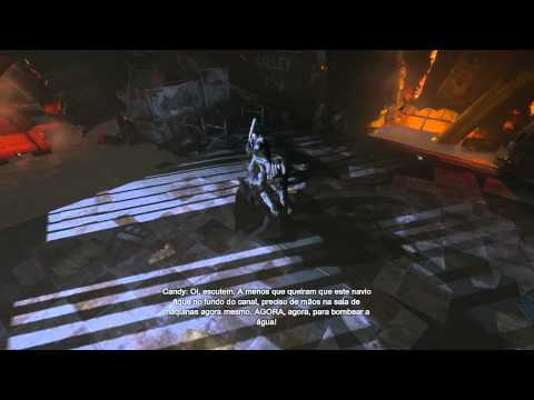 Batman: Arkham Origins  - indo atr?s do pinguim part 1