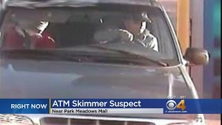 Search For ATM Skimmer Suspects