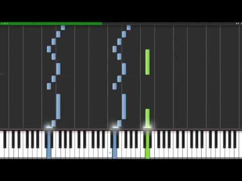 How to Play: Saw Theme Song: Hello Zepp (Synthesia) (+midi)