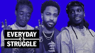 Roc Nation 'Frees' Uzi, Jacquees v. Mustard, Big Sean Opens up About Depression | Everyday Struggle