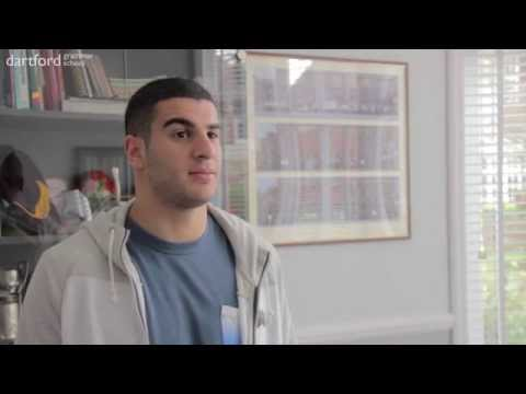 Adam Gemili Interview - Dartford Grammar School's BBC News School Report