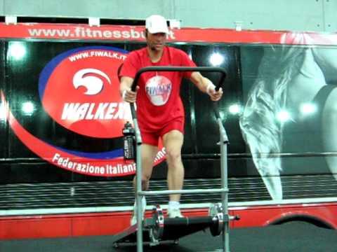 Rubens Roberto Marsal Walking Exercise coreografato