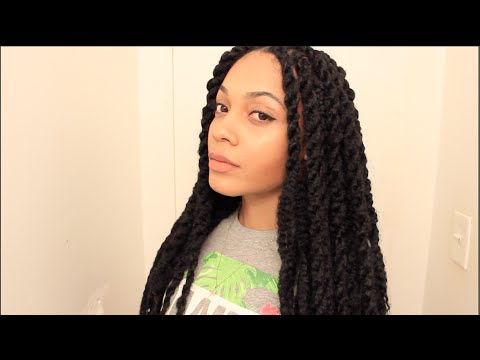 Quick & Easy Marley Twists    Detailed Tutorial