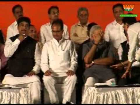 Raman Singh speech at BJP rally, Mumbai, 2012