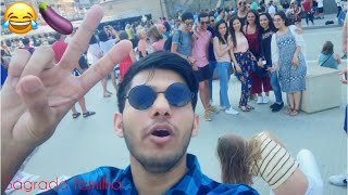 New funny Vlog from Spain 2018 |wisal khan|