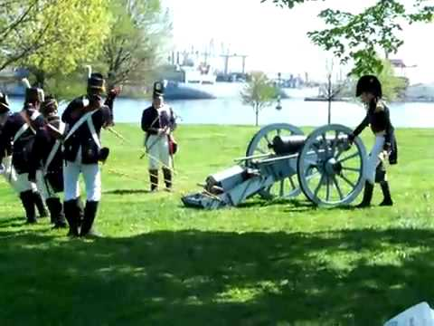 Ft McHenry Cannon Regimen 1of3