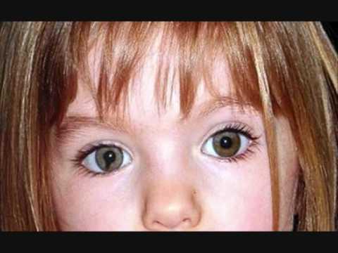 Madeleine McCann - ;international missing children's day - forever searching x3.
