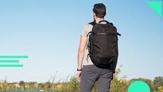 Aer Travel Pack Review: A Great Backpack for Urban One Bag Travel | Aersf