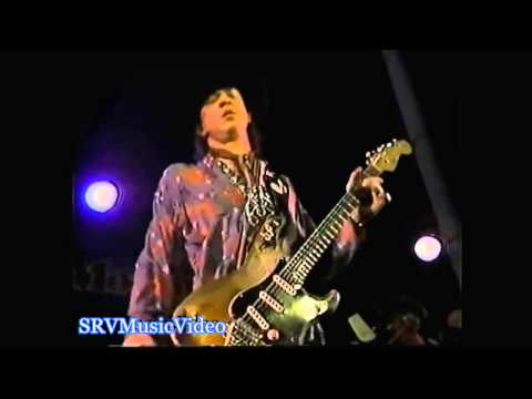 Stevie Ray Vaughan - Little Wing (07/11/1983)