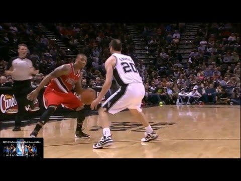 Damian Lillard Offense Highlights 2012/2013 Part 4