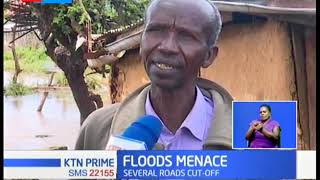 Rains wreck havoc in Nakuru county rendering over 30 families homeless